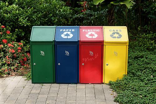 ¡Separar residuos correctamente es lo más difícil!