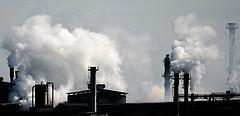 ¿Cambio climático? emisiones de gases de efecto invernadero.