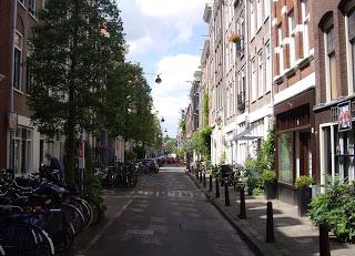 Notes d'un viatge a Amsterdam (en el que no parlaré de bicis)