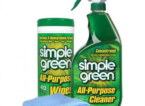 Limpieza industrial con productos más sostenibles.