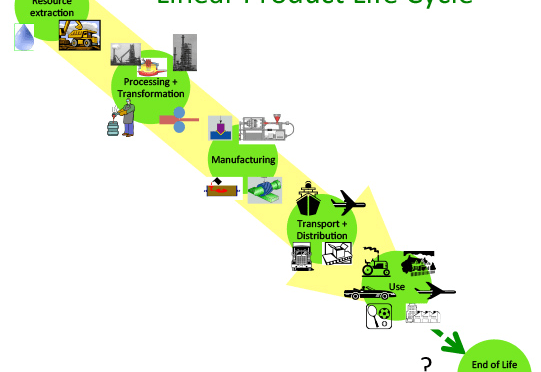 Linear Product Life Cycle