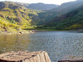 Lago de La Baña, patrimonio nacional.