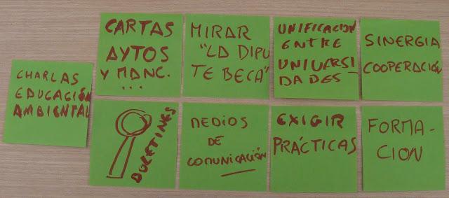 Conclusiones del Encuentro de Ambientólogos de Valencia