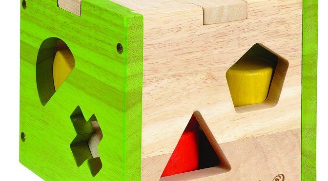 Juguetes de madera sostenible para Reyes Magos