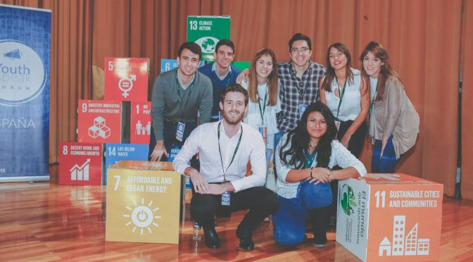YouthSpeak Forum, donde los jóvenes diseñan su impacto en nuestra sociedad